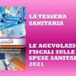 SPESE SANITARIE – TESSERA SANITARIA