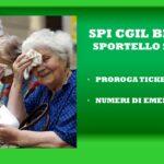 SPORTELLO SOCIALE – PROROGA TICKET SANITARI – NUMERI DI EMERGENZA